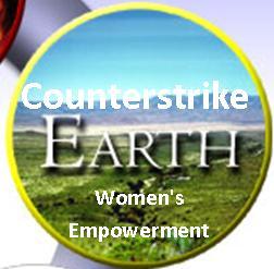 Counterstrike Earth Logo