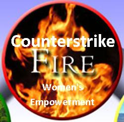 Counterstrike Fire Logo