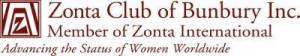 Zonta Club Of Bunbury Logo