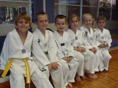 Little Dragons Pass Grading