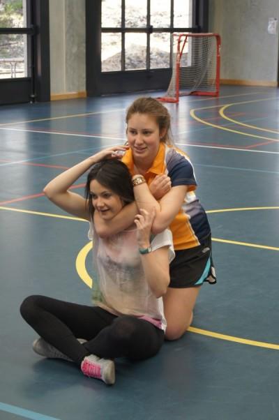 Breanna Dixon & Sarah Eardley-Wilmot