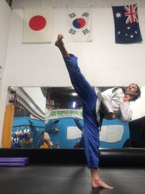 Justin Warren Martial arts bunbury - tkdcentral.com