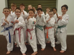 First Australind Super Dragons Class - Maikye, Noah, Lucus, Zavier, Jaxon, Rebecca, Alec, Nate, Will, Will Kyeesha and Kade