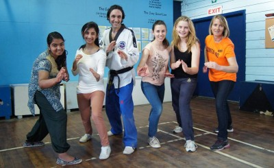 Zonta Womens Self defence Day