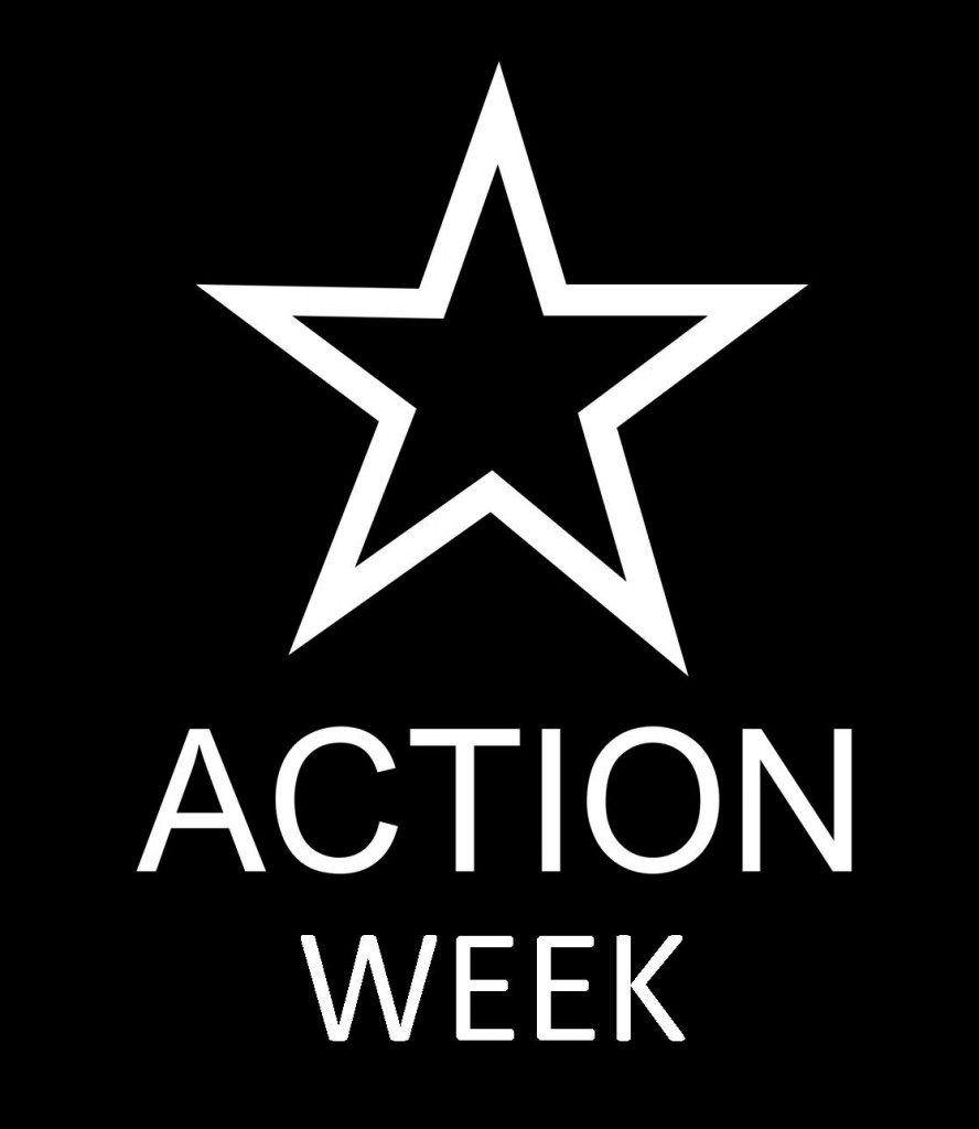 Action Week Logo