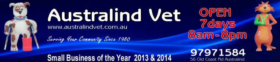 The Happiness Centre (Australind Veterinary Hospital._website