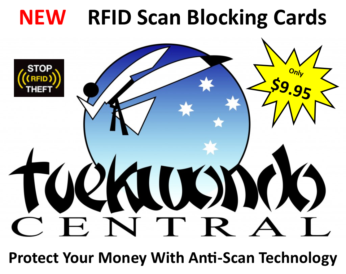 RFID Scan Blocking Card Add