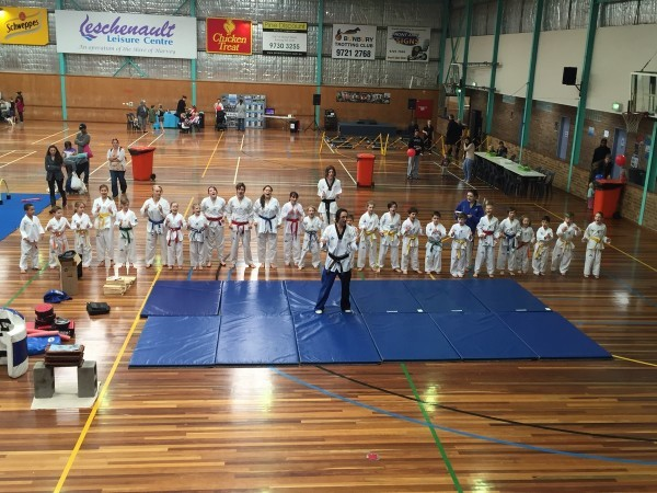Taekwondo Central Demonstartion Team