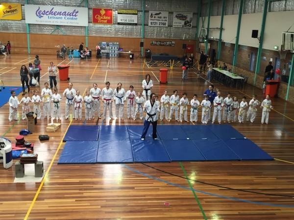 Taekwondo Central Demonstartion Team