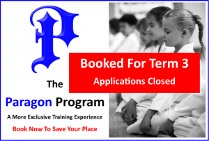 Paragon Program Booked Logo