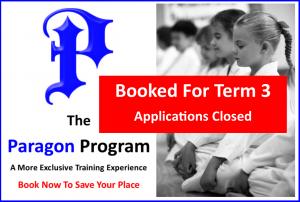 Paragon Program Booked Logo