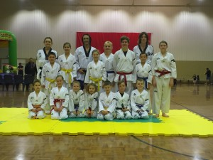 South West Sports Centre Open Day - Taekwondo Central - Demo Team - www.tkdcentral.com
