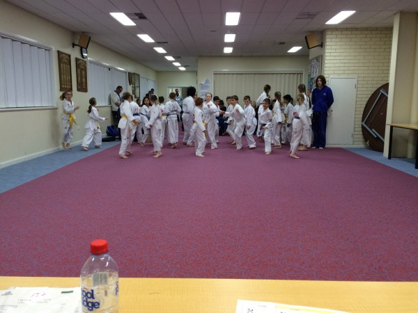 Bunbury Junior Warm Up 2