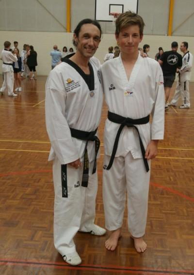 Justin Warren & Declan Higgins