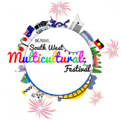 South West Multi Cultural Festival Logo