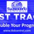 Taekwondo Central Fast Track Logo