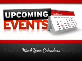 Upcoming Events Logo