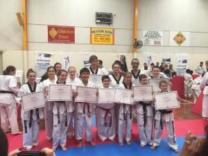 Our Team - Taekwondo Central 2018 Dan Grading - www.tkdcentral.com