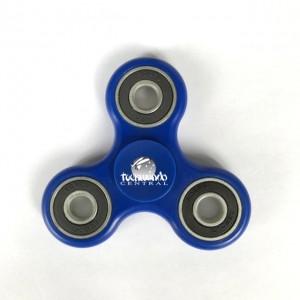 Taekwondo Central Spinner Blue