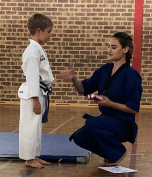Summer Holiday Program Members Pass Their Belts – SHP2018 Finished