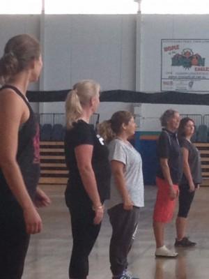 Counterstrike Workshop Passes On Essential Self Defense Skills In Eaton