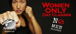 Womens Day Class Logo - www.tkdcentral.com