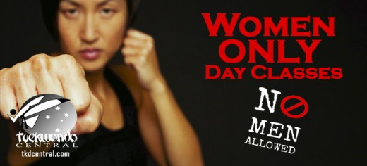 Womens Day Classes – Taekwondo Central