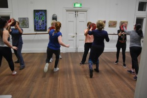 Counterstrike 2018 Bunbury - Building Muscle Memory Through Repetitions - www.tkdcentral.com