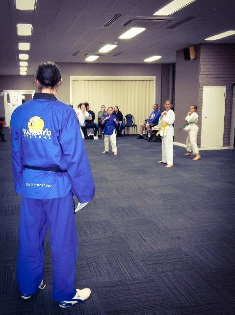 Getting Started on the Paragon Program Grading - www.tkdcentral.com