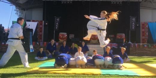 How Taekwondo Has Positively Impacted My Life – Trinity Best