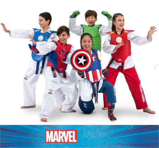 Marvel - Daedo Super Hero - Taekwondo Gear