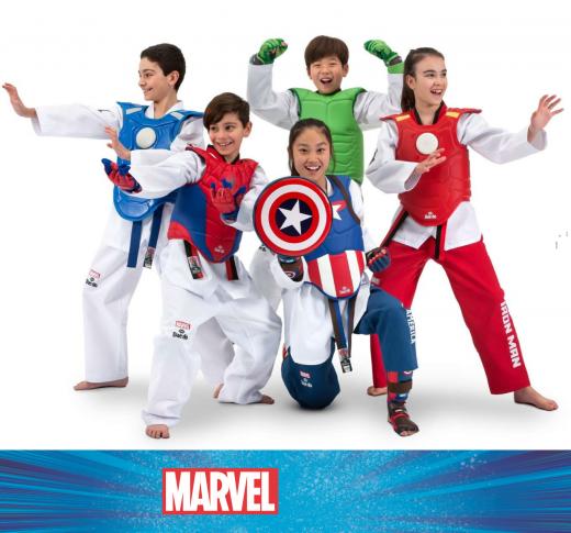 Marvel - Daedo Super Hero - Taekwondo Gear